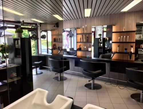 Vernieuwd salon – Foto 1